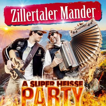 A super heiße Party